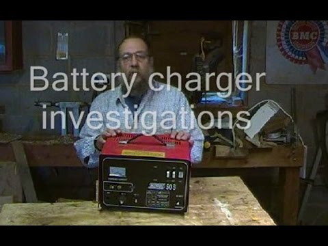 Battery charger investigations and repair, rectifier test, meter shunt problems