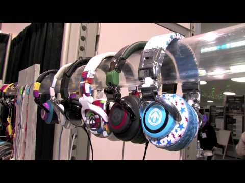 AERIAL7 COLOR YOUR MUSIC HEADPHONE DESIGN CONTEST feat. TANK (DO it YOURSELF)