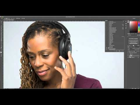 Fixing Shiny Skin in Photoshop w/ Frequency Separation