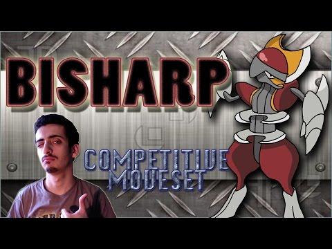 Bisharp - Competitive Moveset Strategy ( Pokemon Building ITA ) HQ