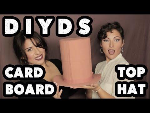 DIYDS Episode 13.5: Cardboard Tophat