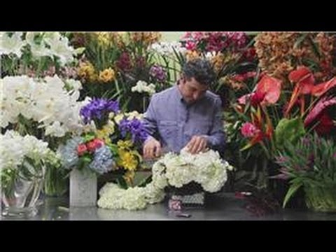 Flower Arrangements : How to Make Flower Arrangements Last Longer