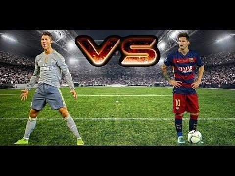 Cristiano Ronaldo vs Lionel Messi ► Skills & Goals Battle | 2016 HD