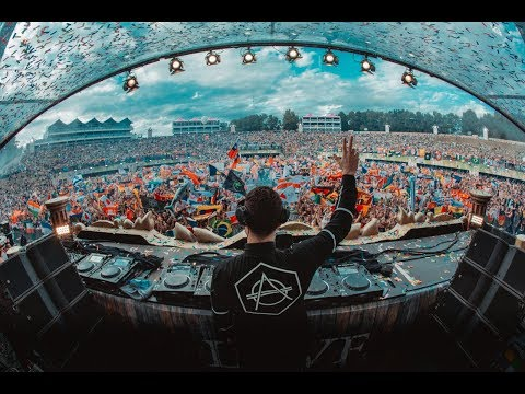 Don Diablo Live At Tomorrowland 2017