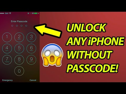 How to Unlock Any iPhone Without Password (Working 2017)