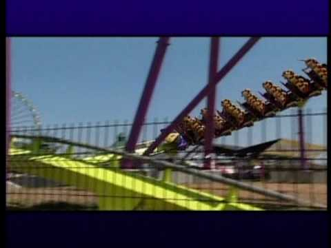 Physics: Kinetic and potential energy in a roller coaster