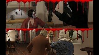Ghost Rider VS Bunnyman - Death Battle (GTA 5)