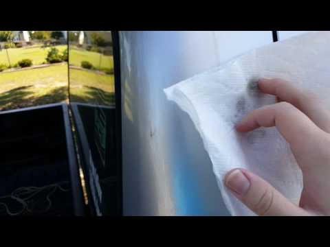 How to get tree sap off of a vehicle