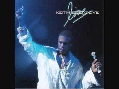 Keith Sweat - I'll Give All My Love To You (Live Version)