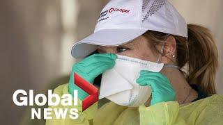 Coronavirus Outbreak: Best-case scenario for U.S. still grim; Do you need to wear a face mask?