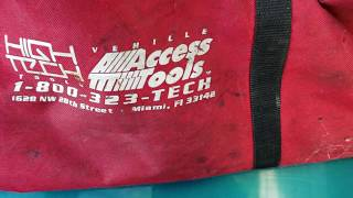 A Quick Tour Of The Access Tools I Use | Access Tool Bag