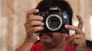 DIY : How to clean DSLR sensor at home by yourslef
