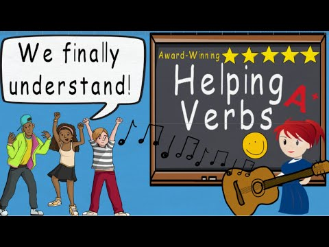 Helping Verbs Song (Helping Verbs by Melissa)