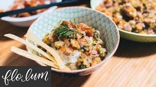 Chinese Roast Duck Rice Bowl