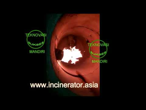 Incinerator Untuk Limbah Medis Skala Puskesmas/Klinik Model IC-05