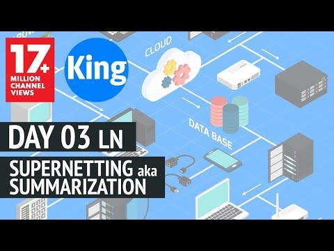 200-125 CCNA v3.0   Day 3 (LN): Supernetting   Free Cisco CCNA, NetworKing