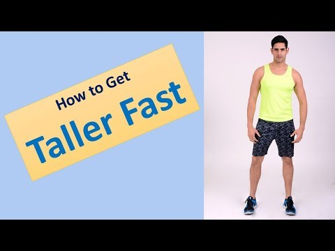 How to Get Taller Fast|Getting Taller with Diet, Minerals and vitamins.