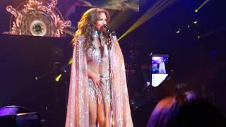Thalia Latina Tour New Jersey USA abertura