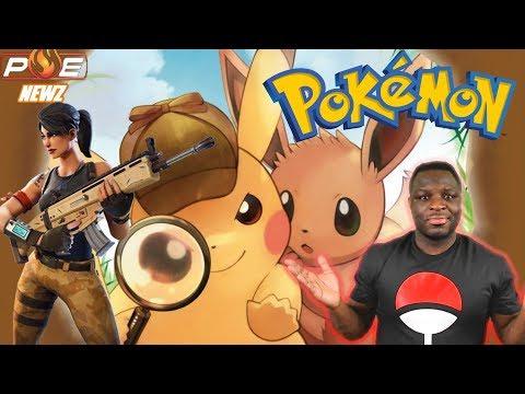 Pokemon Company Revenue Tops $80 Mil, but What's Next? PUBG Devs Sue Epic Over Fortnite! | PE NewZ