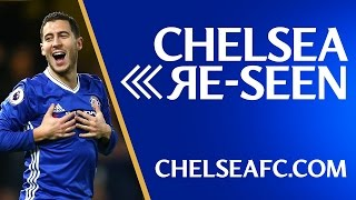 CHELSEA RE-SEEN: Episode 21. Hazard hits 50, a special Rabona and Willian snaps his neck