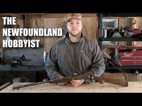 Restoring an Antique Shotgun - [NLH 8]