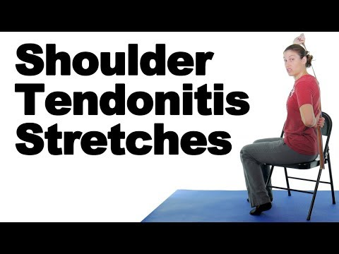 Shoulder Tendonitis Stretches for Pain Relief - Ask Doctor Jo