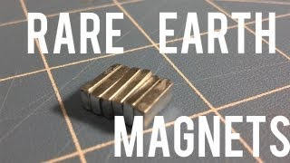 Free Rare-Earth Magnets! (You probably didn