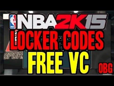 [NEW] NBA 2k15 Locker Codes (PS3,PS4,Xbox One,Xbox 360,PC) - NBA 2k15 VC Glitch