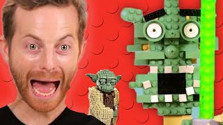 The Try Guys Make Star Wars Legos Without Instructions