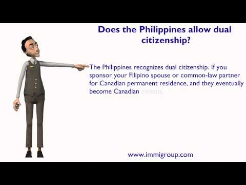 Does the Philippines allow dual citizenship?