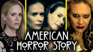 American Horror Story - How EVERY SEASON is CONNECTED!