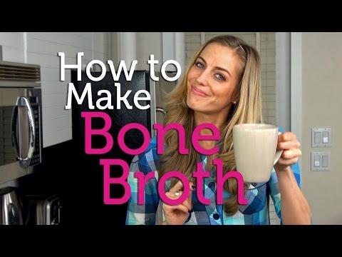 How to Make Bone Broth | Recipe