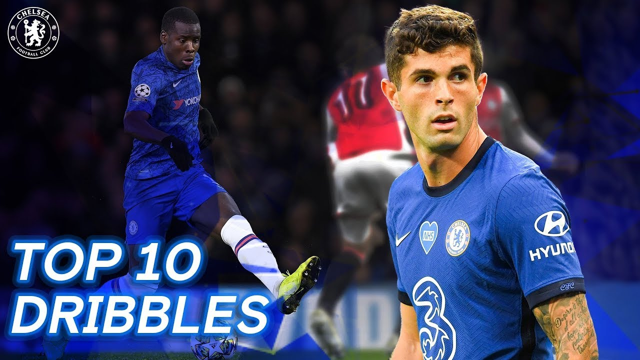 Top 10 Best Chelsea Dribbles From 2019/20