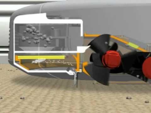 iRobot Roomba® Vacuum Cleaning Robot Dirt Detection Animation