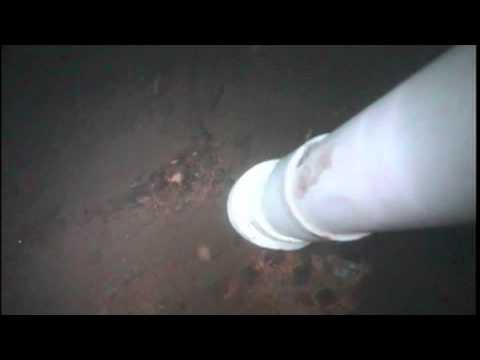 Potable Water Tank Cleaning