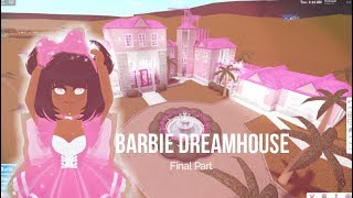 Roblox Speed Builds Barbie Dreamhouse 344k