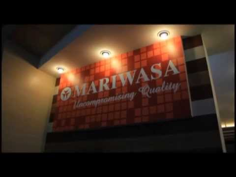 INTERIOR DESIGN -- Tiling Tips and Trends from MARIWASA
