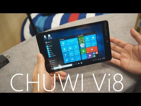 Chuwi Vi8: $90 Windows 10 Tablet PC