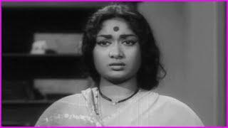 Naadi Aada Janme Telugu Movie Scenes - Part 7   NTR   Savitri   SV Ranga Rao