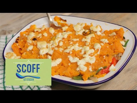 Carb Free Sausage And Sweet Potato Pie | Joe Wicks The Body Coach