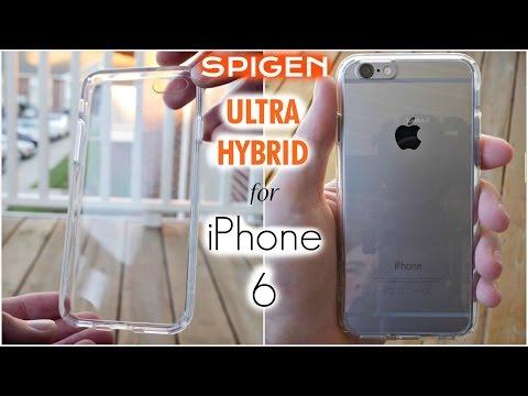 Spigen Ultra Hybrid iPhone 6/6s Case Review
