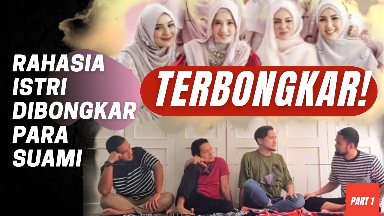 Download Dewi Sandra, Shiren Sungkar, Dini Aminarti, Fenita DIBONGKAR semua sama suami Part 1 MP3 Gratis