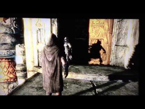 Skyrim Blindsighted problem (PS3)