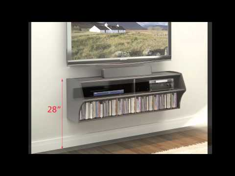 How to Install Prepac's Wall Mounted Products