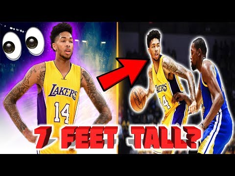 Brandon Ingram is now 7 FEET TALL? Taller than Kevin Durant!