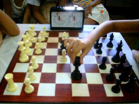 how to win chess in 7 moves