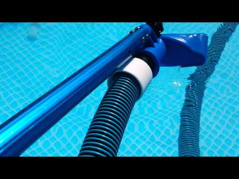 HOW TO VACUUM YOUR POOL, EASY, CHEAP AND EFFECTIVE