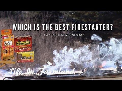 Firestarter Shootout  - Wood Heat Wednesday - EP: 16
