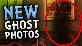Top 5 New Ghost Photos and Videos (October 2017)