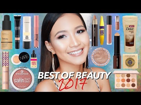 BEST OF BEAUTY 2017 (MAKEUP, BODY, HAIR AND PERFUME) [BAHASA INDONESIA]